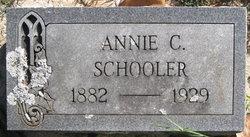 Annie <I>Crossett</I> Schooler