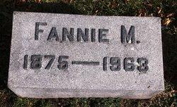 Fanny M Unknown
