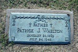 Patrick Joseph Whelton