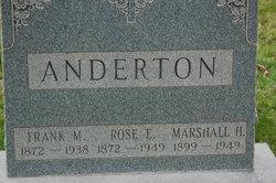 Frank M. Anderton