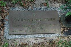 Harold Clyde Cline