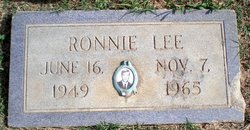 Ronnie Lee Marr