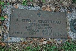 Lloyd J. Crotteau