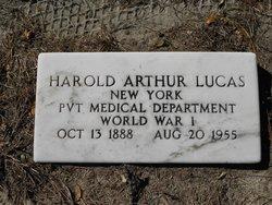 Harold Arthur Lucas