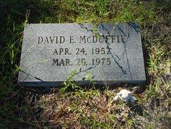 David E. McDuffie