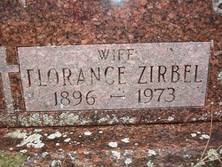Florance <I>Zirbel</I> Damon