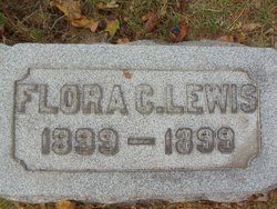 "Flora C ""daughter of Jake"" Lewis"