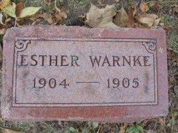 Esther Warnke
