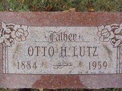Otto H Lutz