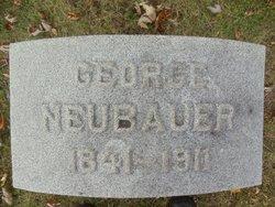 George Neubauer