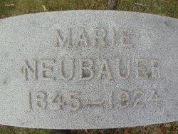 Marie Neubauer