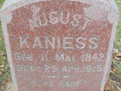August Kaniess