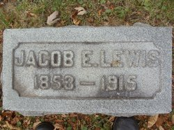Jacob E Lewis
