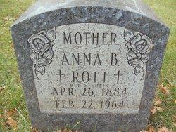 Anna B <I>Stehlik</I> Rott