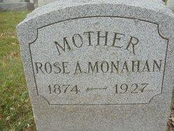 Rose A Monahan
