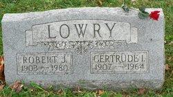 Robert J Lowry