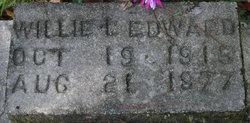 Willie L Edward