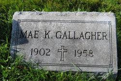Mae K Gallagher
