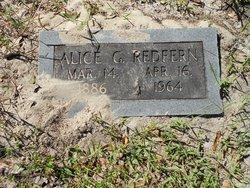 Alice G. Redfern