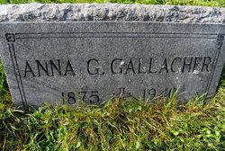 Anna G Gallagher