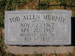 Tod Allen Murphy