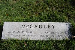 Norman William McCauley
