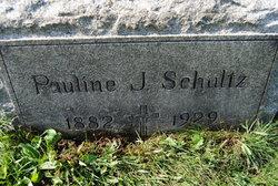 Pauline J Schultz