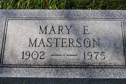 Mary Evelyn Masterson