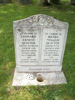 Leonard Ernest Quilter
