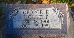 George F. Hollett
