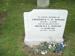 Prudence E <I>Margary</I> Howard