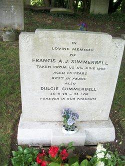 Francis A J Summerbell