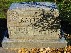 Margaret Jane Kayton