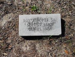 Roy Remley Roper, Sr