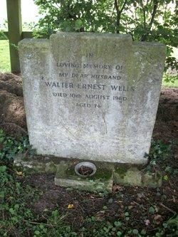 Walter Ernest Wells
