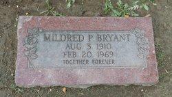 Mildred P. Bryant