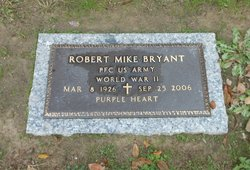 Robert Mike Bryant
