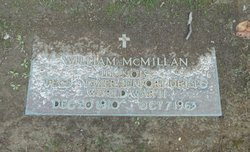 William McMillan