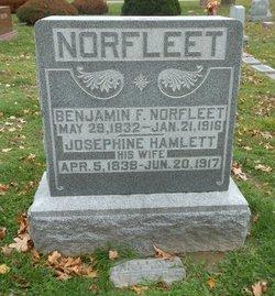 Benjamin Franklin Norfleet