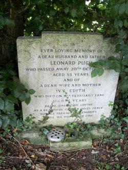 Ivy Edith Pugh