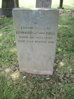 Edward John Hall