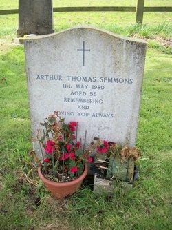 Arthur Thomas Semmons
