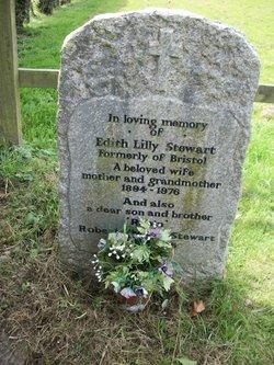 Edith Lily Stewart