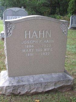 John F Hahn