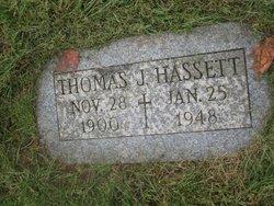 Thomas J Hassett