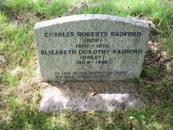 "Charles Roberts ""Bob"" Radford"