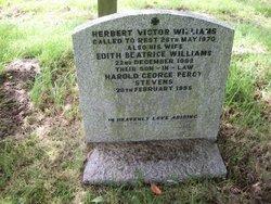 Harold George Percy Stevens