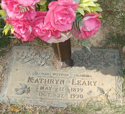 Kathryn Leary