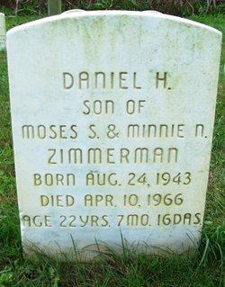 Daniel H Zimmerman
