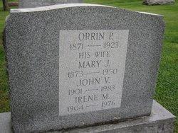 Orrin P Jacobs